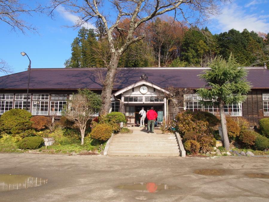 茨城県にある木造で作られた学校