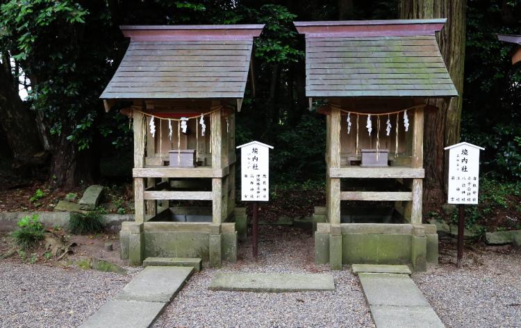 息栖神社の境内社