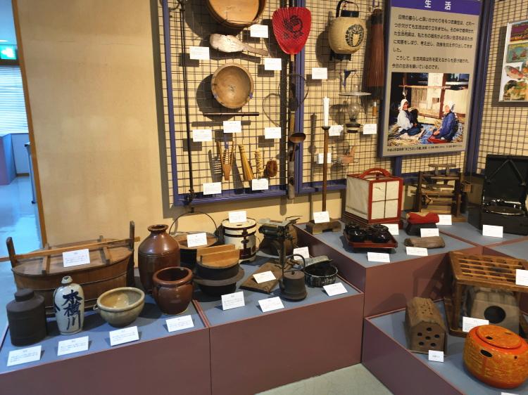 昭和40年代以前の古い道具