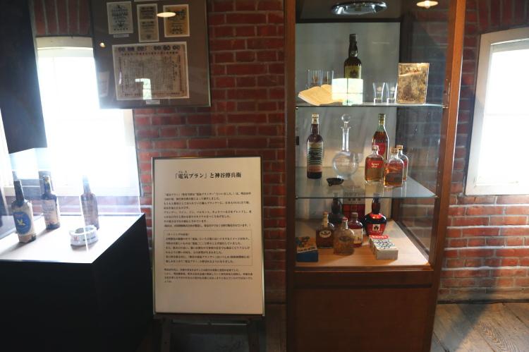 「電気ブラン」と呼ばれる初代神谷伝兵衛オリジナルのお酒