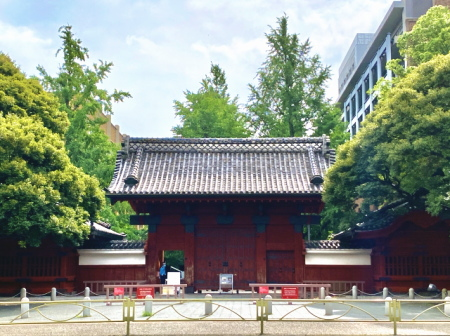 東京大学の赤門