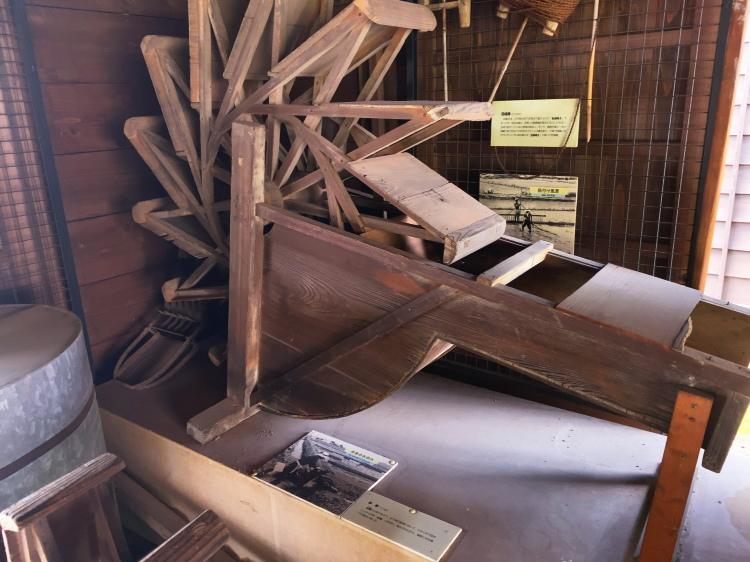 手車と呼ばれる昔の農具