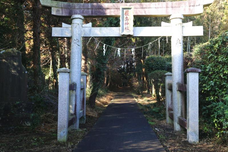 厳島神社の二の鳥居