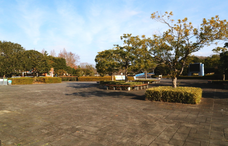 泉の広場フラワーガーデン